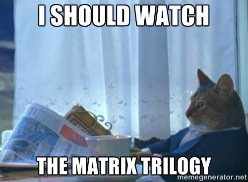 MatrixTrilogy