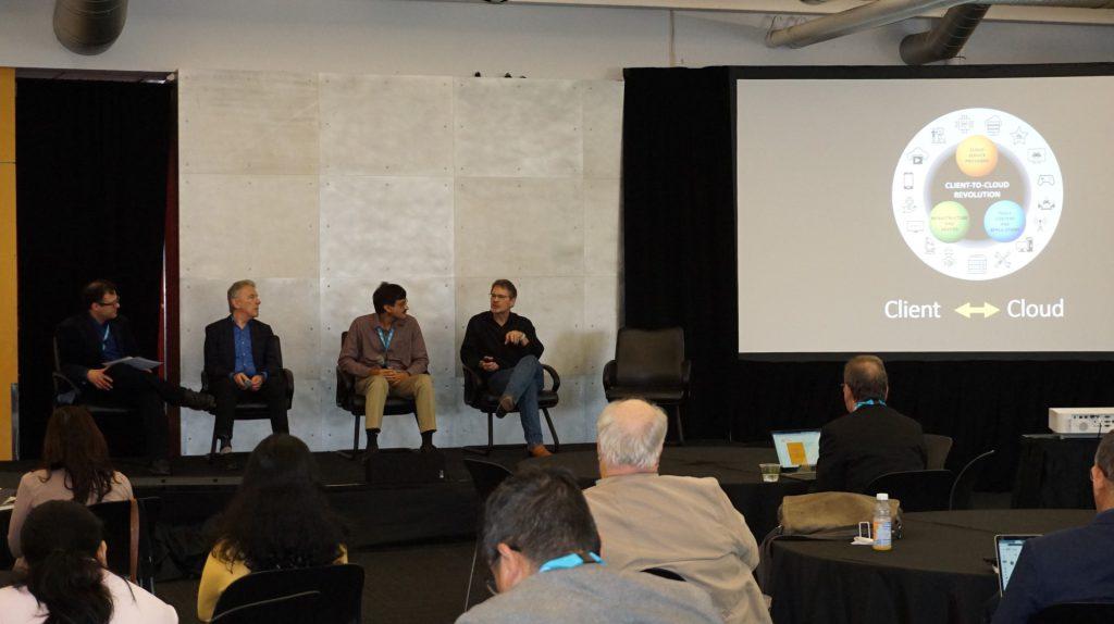 International Future Computing Summit Panel