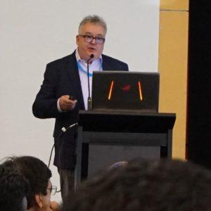 Neil Trevett, President of the Khronos Group, VP of Develop Ecosystems for Nvidia.