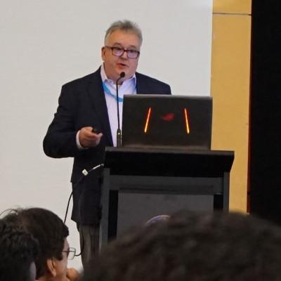 Neil Trevett, President, The Khronos Group