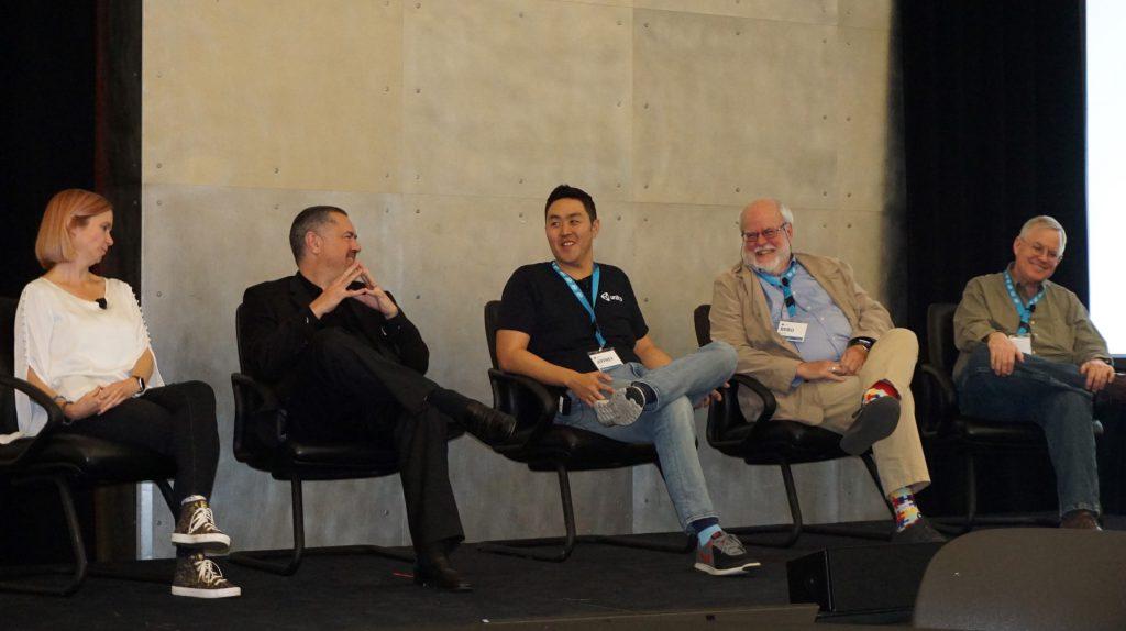 IFC Summit Futurists Panel