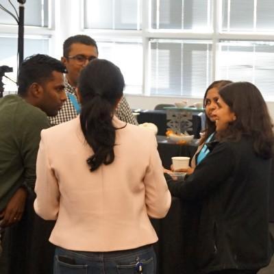 IFC Summit Networking