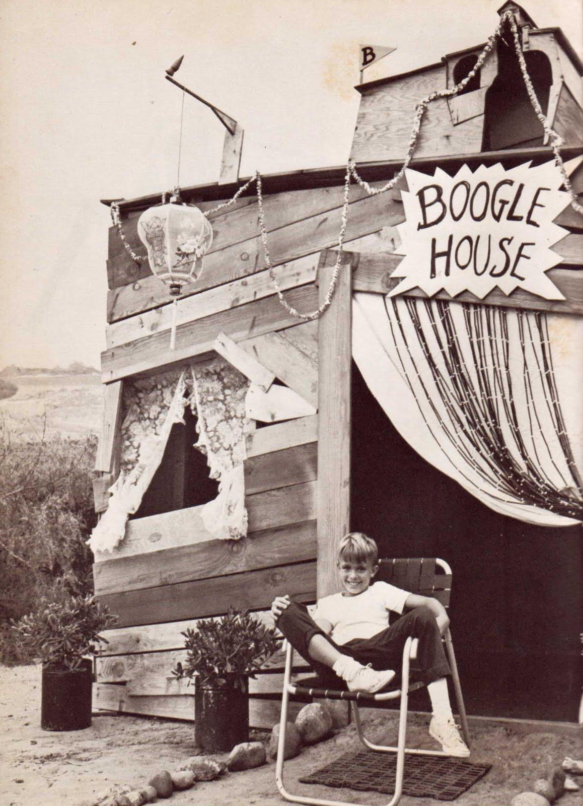 The Boogle House