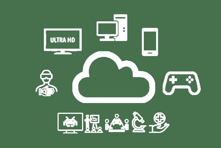 Hybrid Client-Cloud Compute